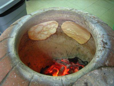 печь тандыр