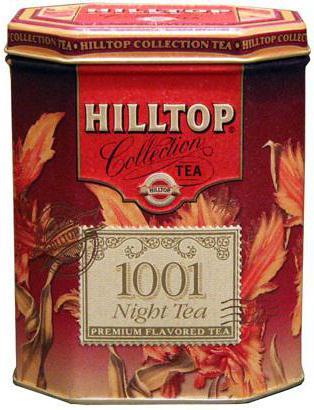 чай хилтоп