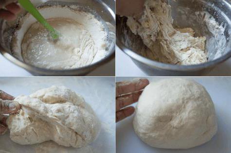 быстрое тесто для пирожков за 15 минут