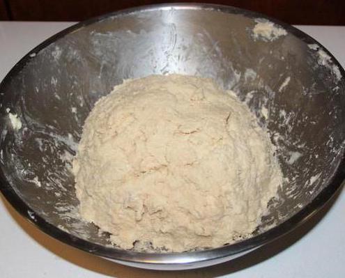 самое быстрое тесто для пирожков за 15 минут