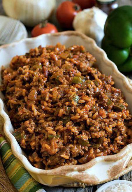 Рецепты с рубин рисом 51