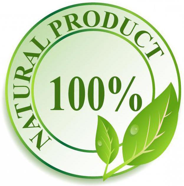 маркировка продукции знаком натуральный продукт