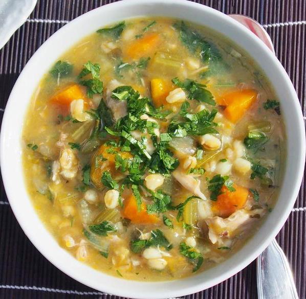 рецепты быстрого и вкусного супа