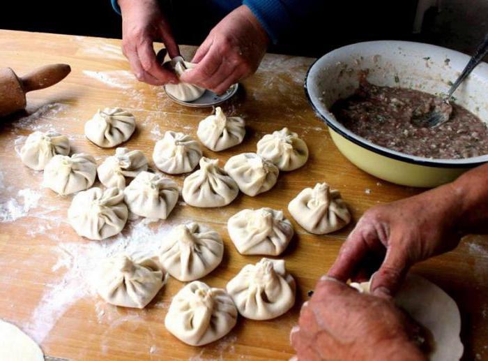 Рецепт хинкали в домашних условиях 97