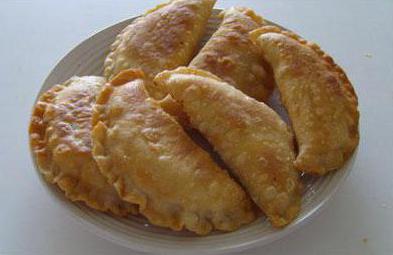 рецепт чебуреков с мясом на сковороде пошаговый