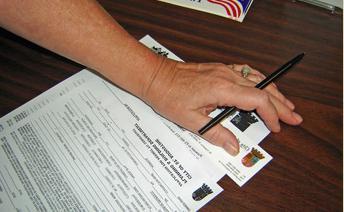 Какие документы нужнв чтоб сделать регистрацию