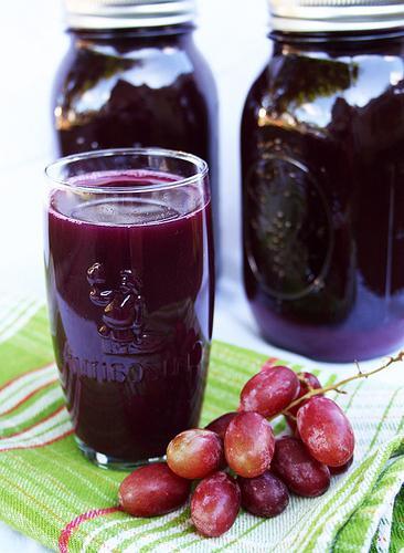 компот из винограда на зиму рецепт без стерилизации