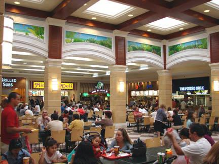 South County Mall Food Court Hours