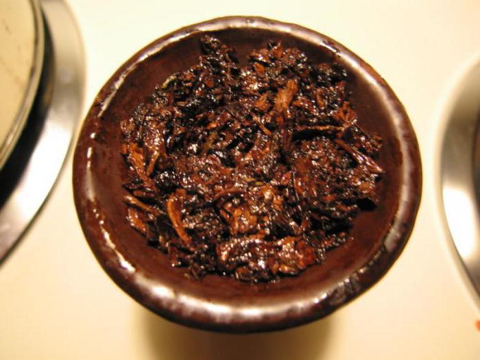 Табака для кальяна своими руками