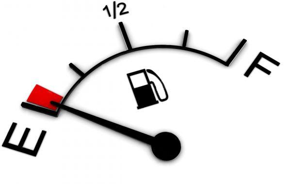 Индикатор заправки топлива
