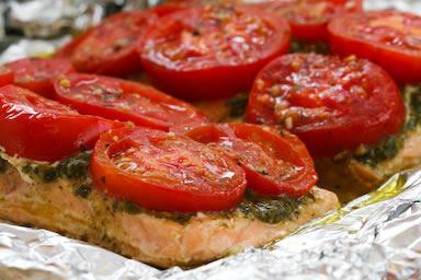 как готовить рыбу в духовке простые рецепты