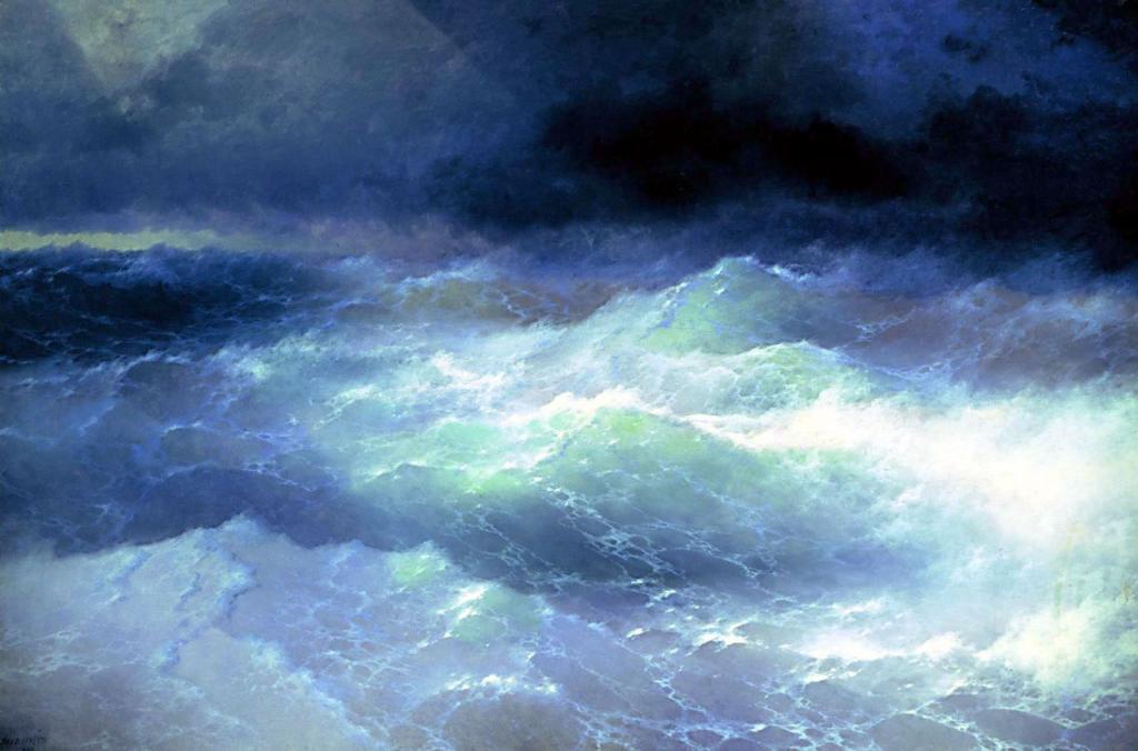 фото картин айвазовского высокого разрешения луч профессиональное