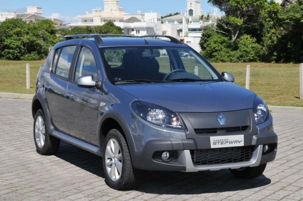 Renault Sandero - отзывы о версии Stepway и ее обзор