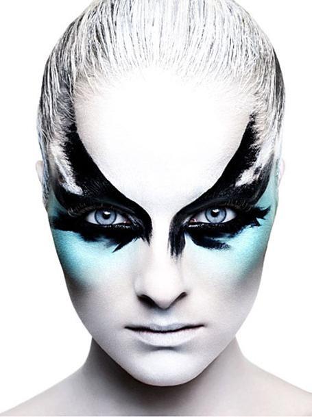 Фантазийный макияж как способ самовыражения