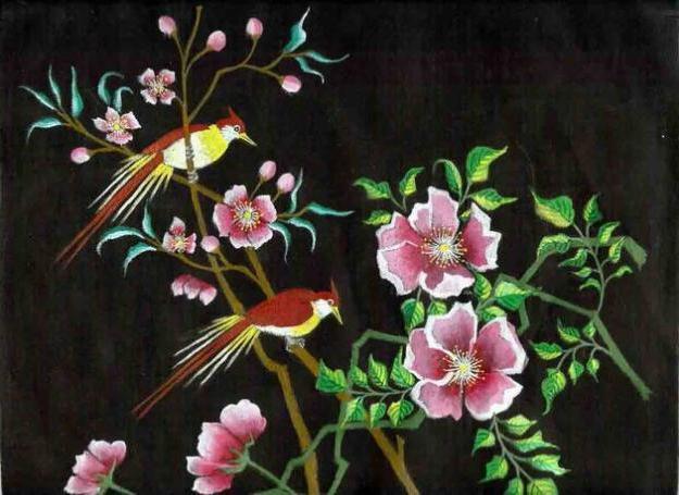 Краски по ткани для создания