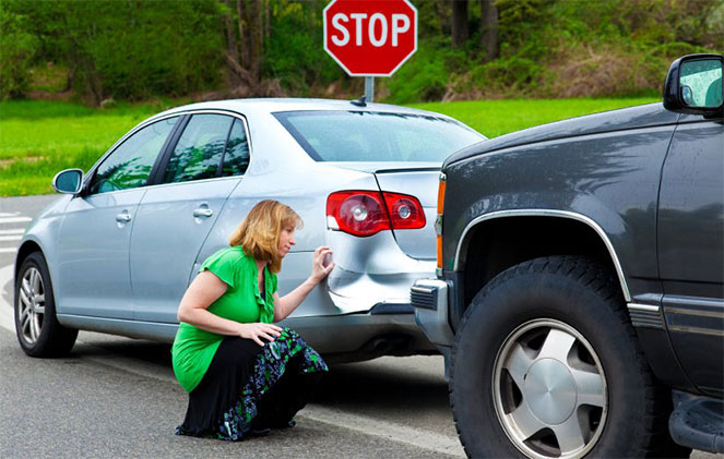 дорожно-транспортное происшествие