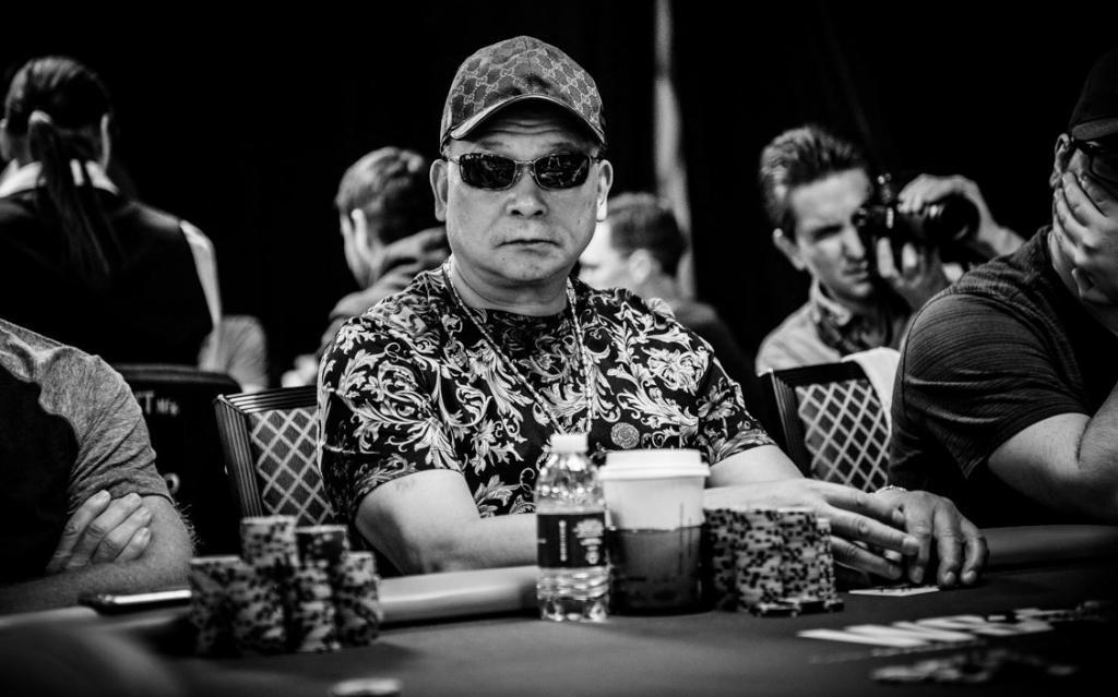 Johnny Chen, poker