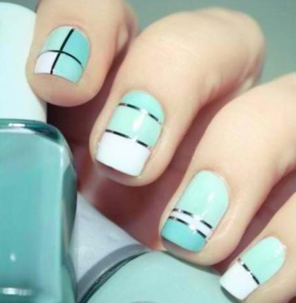 фольга для ногтей как пользоваться