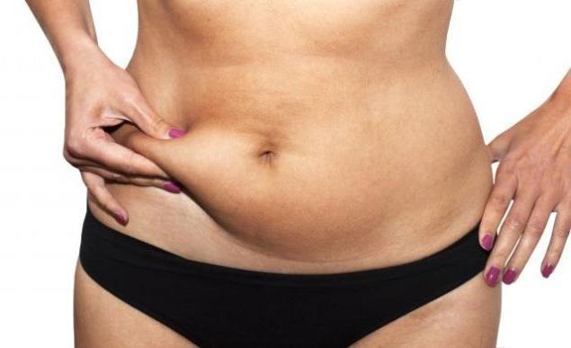 что делать чтобы убрать жир на животе