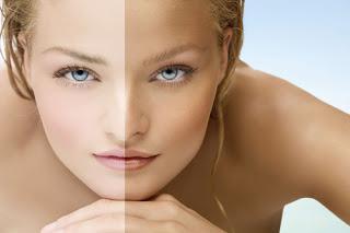 До и после крем: