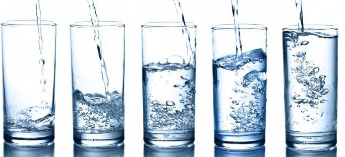 Объем воды, действительно необходимый вам каждый день.