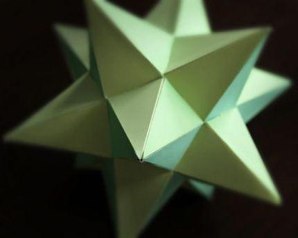 модуль для оригами