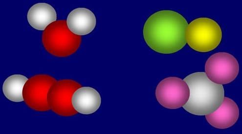 из чего состоит атом