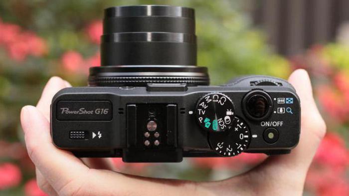 Canon G16 цена