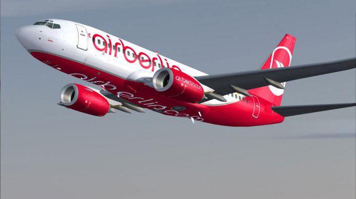 Обзор авиалайнера Boeing 737-700