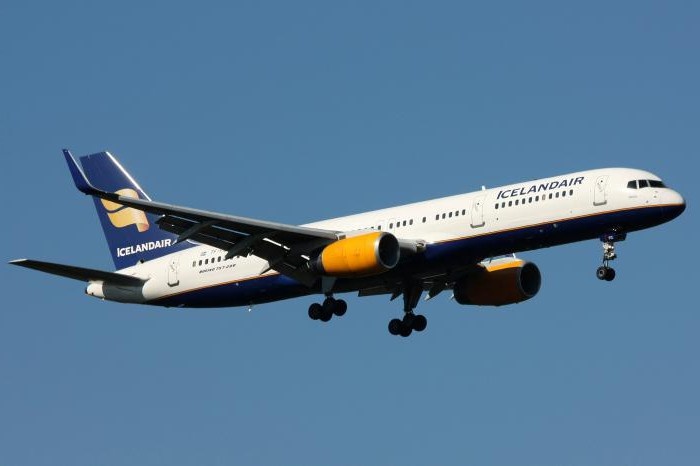 Обзор самолета Boeing 757-200