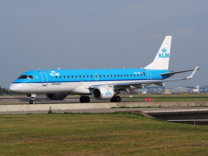 Самолет Embraer ERJ-190
