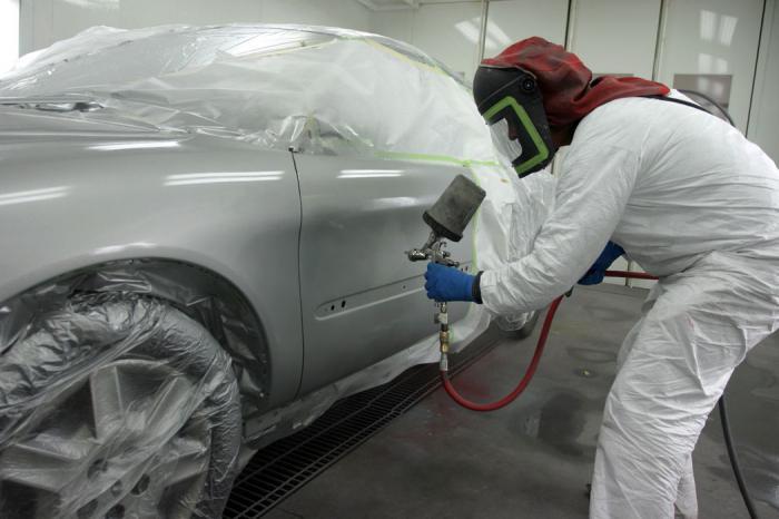 Покраска частичная автомобиля своими руками 63
