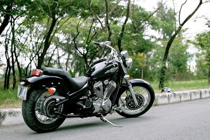 секреты для honda steed 400