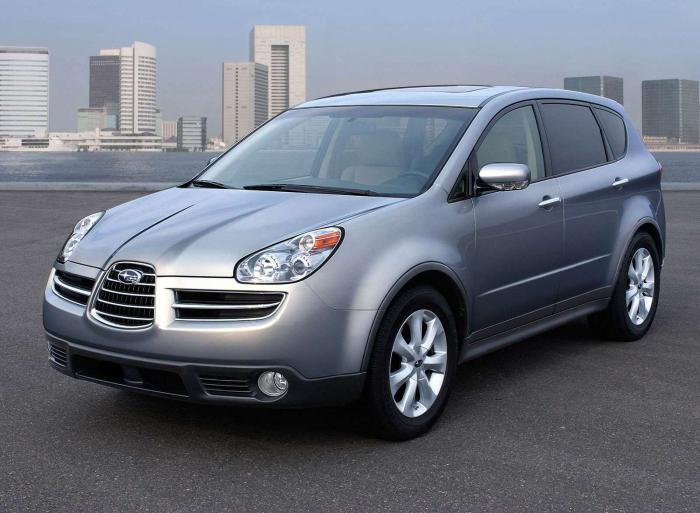 «Subaru Трибека» (Субару Tribeca): технические свойства, отзывы, стоимость и фото