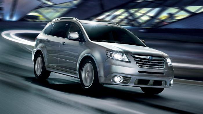 """""""Субару Трибека"""" (Subaru Tribeca): технические характеристики, отзывы, цена и фото"""