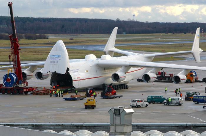 тяжелый траспортный самолет