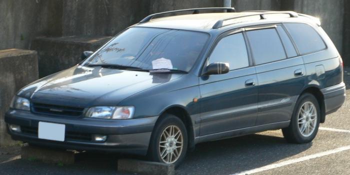 Тойота Калдина