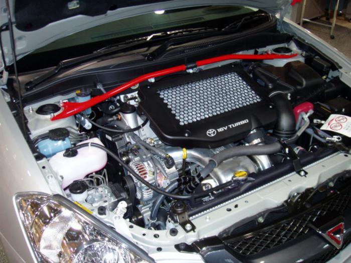 двигатель тойота калдина