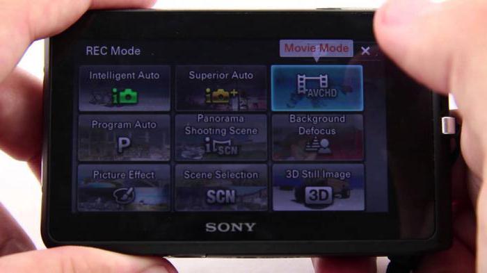 Sony Cyber-shot DSC-TX30: отзывы профессионалов, обзор