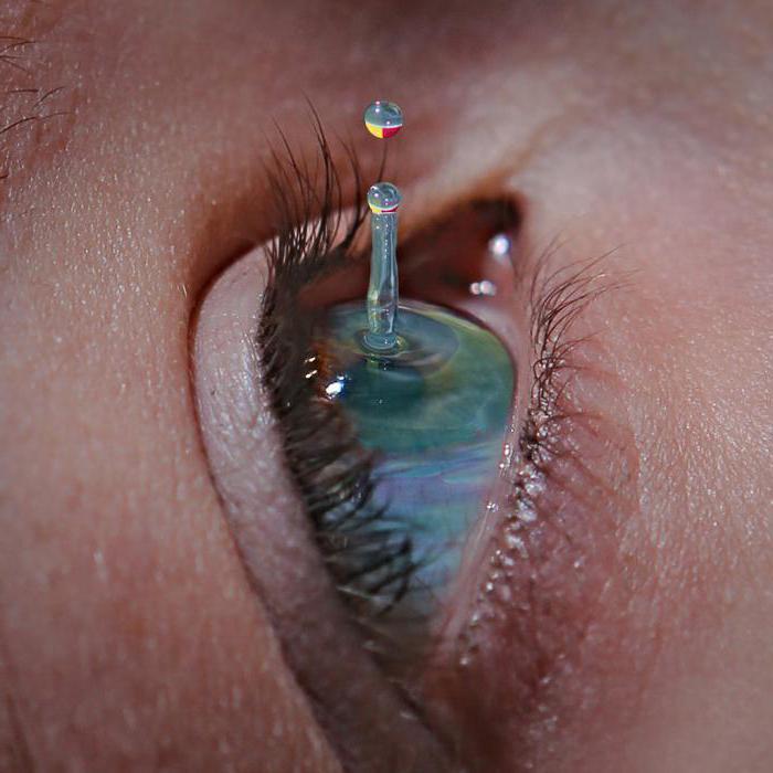 броксинак глазные капли инструкция по применению