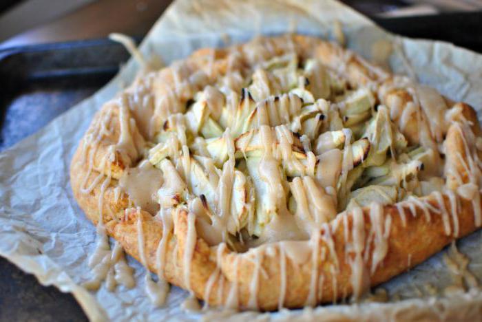 Творожное тесто для пирога с клубникой рецепт