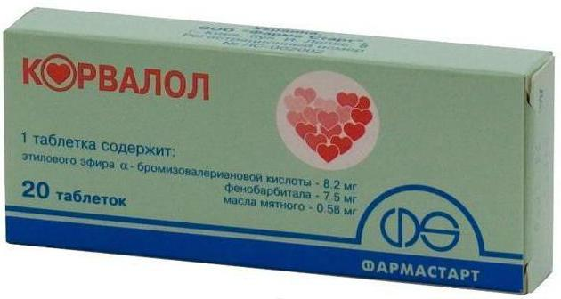 таблетки от тахикардии при нормальном давлении
