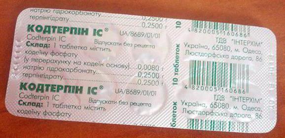 кодтерпин Ic инструкция по применению - фото 2