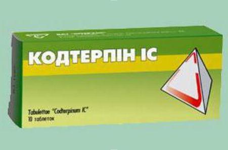 Препарат Кодарин Инструкция По Применению