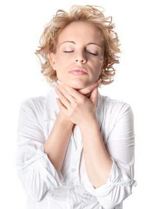 Болит лимфоузел на шее слева под челюстью