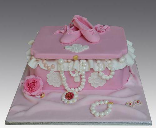 торт шкатулка мастер класс