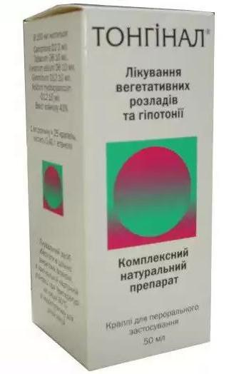 тонгинал инструкция по применению цена в россии - фото 9