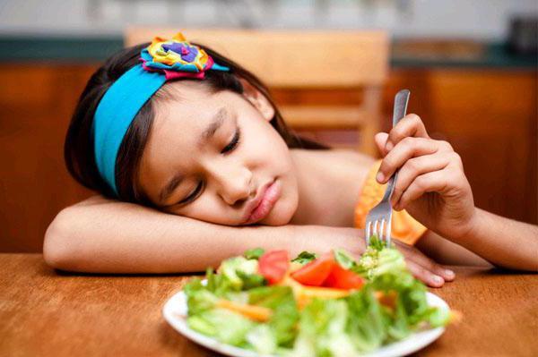 как повысить аппетит у детей