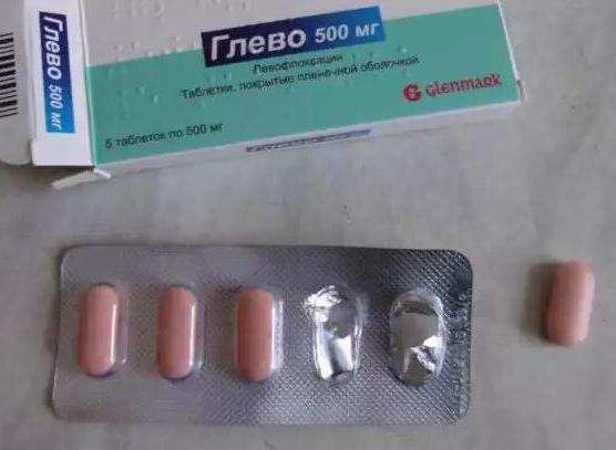антибиотик глево отзывы