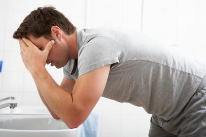 симптомы отравления алкогольным суррогатом